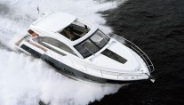 Motor yacht SERENITY - From Above